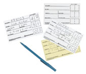 Charge-Out Slips, Carbonless (500/pk)